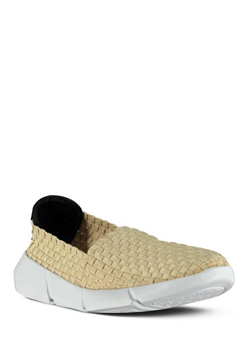 Marjin  Casual Ayakkabı Bej